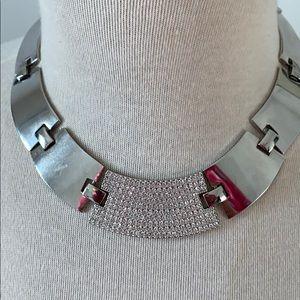 Lia Sophia Elegant Collar Necklace